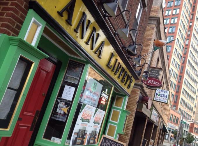 Anna Liffey's