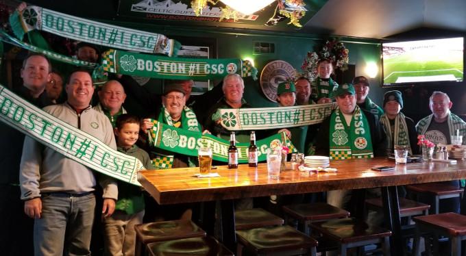 Banshee Celtic fans