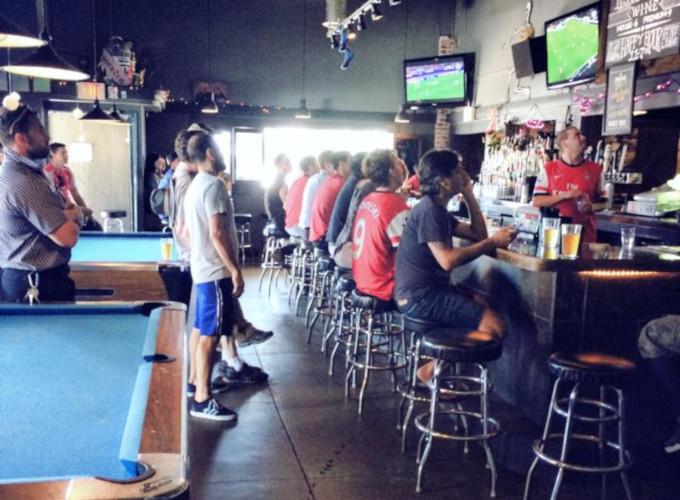 Bluefoot Bar SD