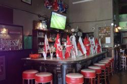 Brass Door Bar Memphis