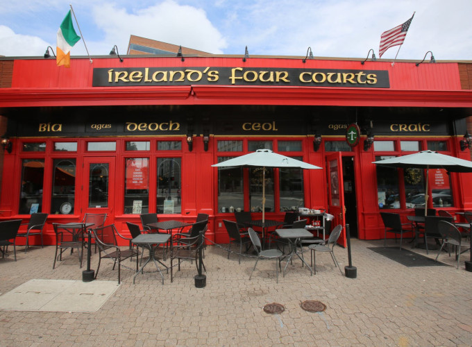 Irelands Four Corners