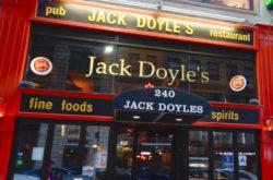Jack Doyle's NYC