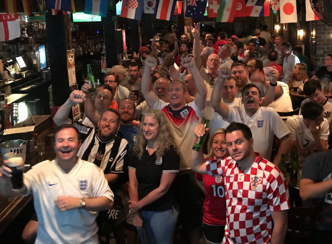 Londoner DFW Fans