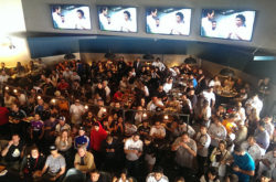 Tom's Urban LA Soccer crowd