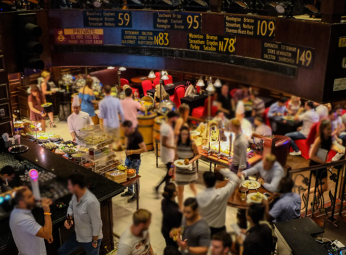 Double Decker Pub Dubai UAE