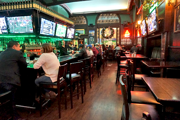 Dublin's Irish Pub Los Angeles